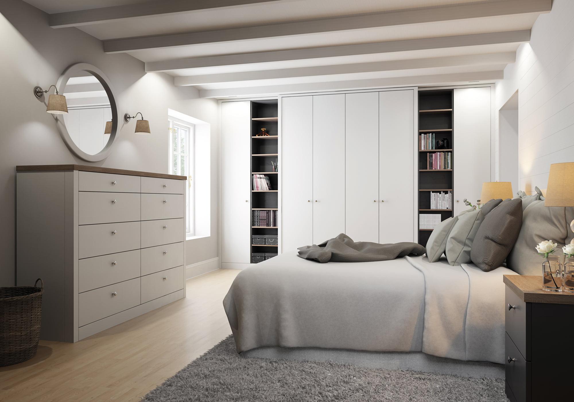 Salcombe Bedroom Main
