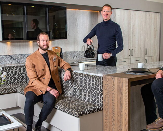 The brothers behind Daval: we catch up with Simon, Paul and James